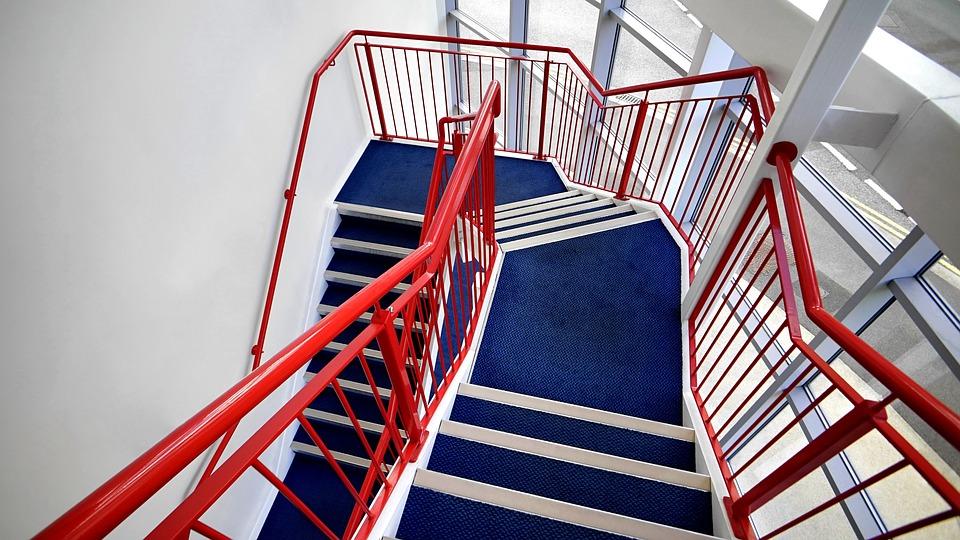 nové schodiště